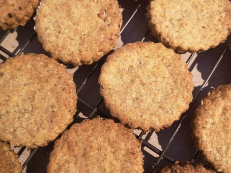 RECIPE: Sauerkraut Crackers