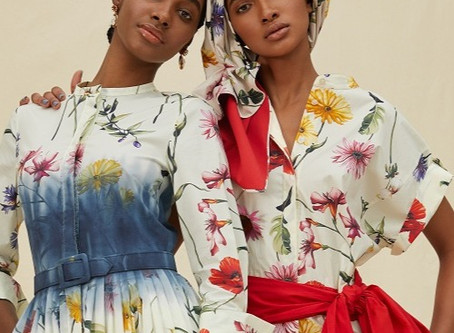 Oscar De La Renta Launches Pre-Spring 2021 Collection