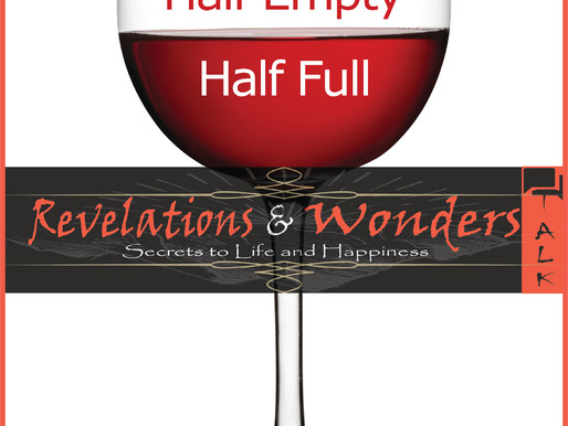 Does it Really Matter Whether the Glass is Seen as Half-Empty or Half-Full?
