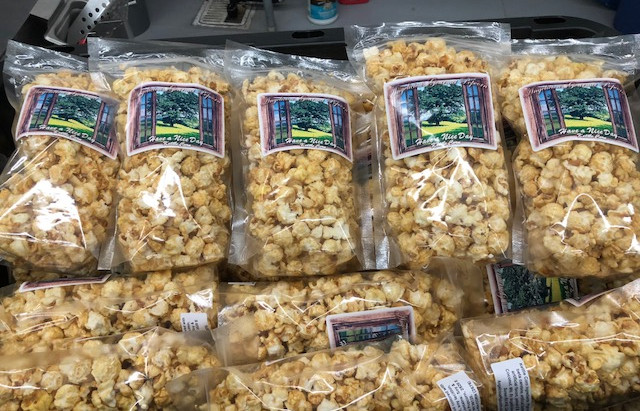 Angelicious Gourmet Popcorn for Nevada Partnership for Homeless Youth