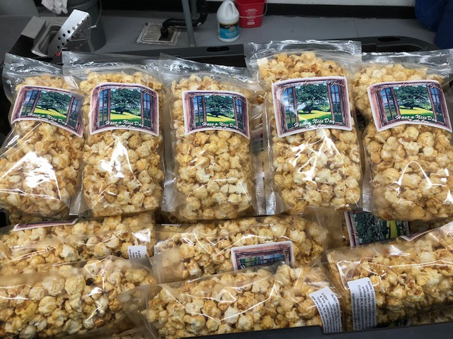 Have a Nice Day Angelicious Gourmet Popcorn Kettle Corn for NPHY