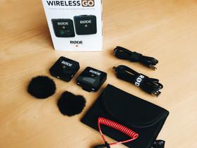 Røde Wireless Go - Kabelloses Mikrofon / Funkmikrofon für Content Creator