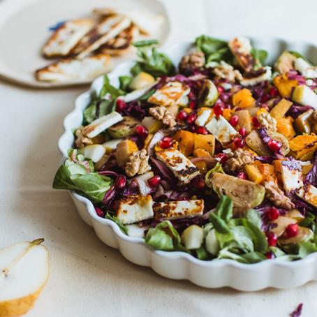 Sağlıklı ve Doyurucu Fit Salata Tarifleri