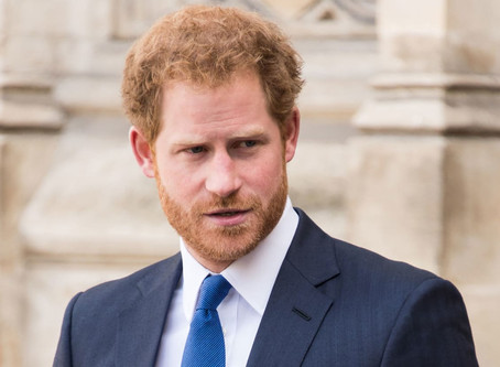 Prince Harry: I sought counselling after 20 years
