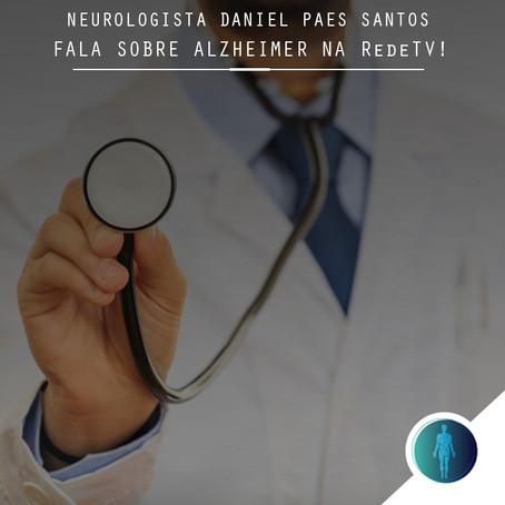 Mal de Alzheimer atinge 3 entre 10 brasileiros com mais de 80 anos