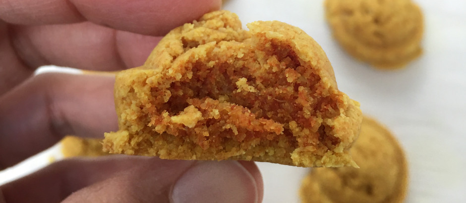 Ginger Turmeric Cookies