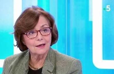 Le Point : La déclaration d'amour de Michèle Bernard-Requin