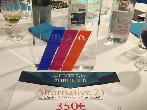 Mérites associatifs 2018
