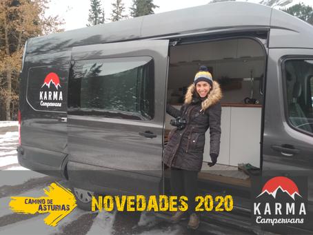 Karma Campervan & Camino de Asturias