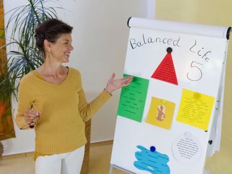 BalancedLife 5 | Online-Vortrag | Stärke Deine Lebenskraft | 10.02.2021, 19.00 Uhr | Gratis