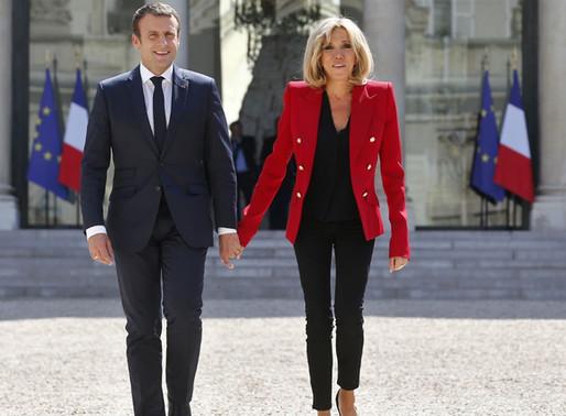 Être première dame en France