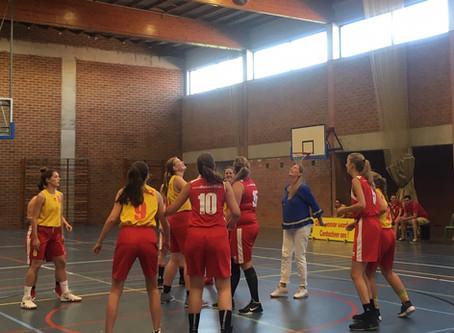 Voor het eerst in Groot-Beernem: een basketploeg voor dames!