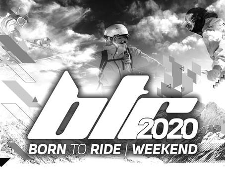 25/26 Gennaio: Born to Ride Weekend