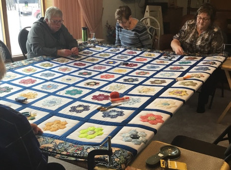 Quilts for Hospice
