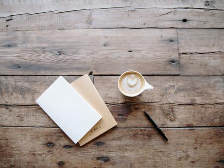 5 Things I Wish I Knew When I Started Writing
