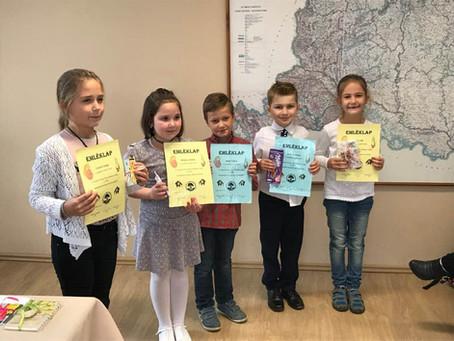 Iskolai mesemondó verseny (2018.)