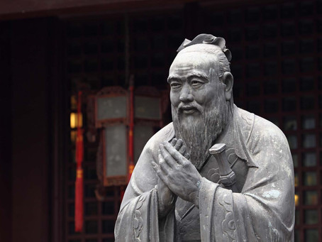 74.  Confucius - The Eternal Philosopher and Messaiah of Ethics