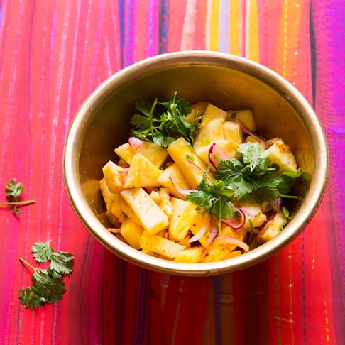 Uogos, vaisiai ir prieskoniai: pasiduokite čatnio kerams!