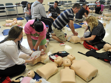 How Your Business Can Benefit From CPR & First Aid Training
