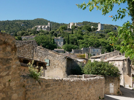 Partie 1 : Les villages secrets                   du Luberon