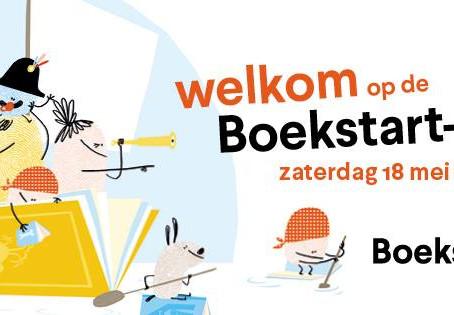 Boekstart-dag in bib Beernem