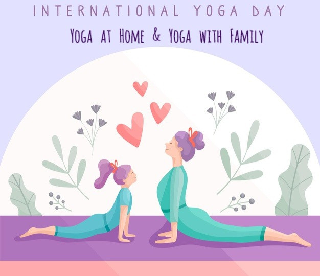 International Yoga Day - Yog4Lyf