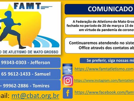 COMUNICADO!!!