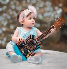 MUSIC: BABIES AND TODDLERS, ROCK ON