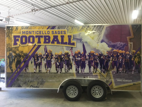 The Sages gear is riding in style this Fall!
