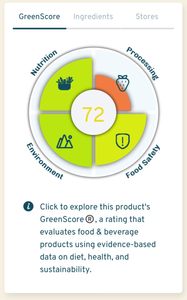 product-greenscore-food-score-nutrition-score-health-score-sustainability-score-rating-food-processing-food-safety-environment-score