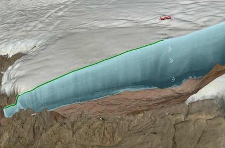 Grönland buzulları katil bir göktaşının izini saklıyor