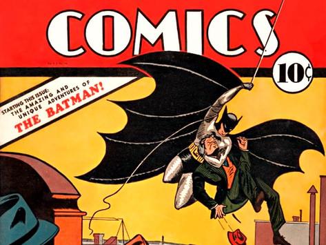 """Batman- ep. I°: """"Il Caso del Sindacato Chimico"""""""