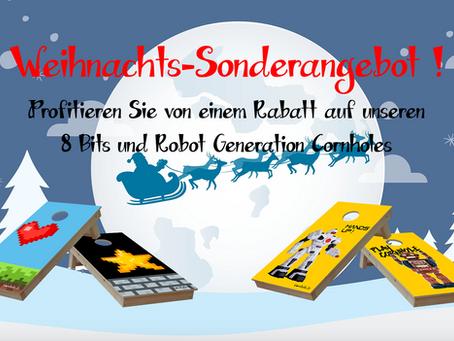 so-cornhole.de | Weihnachts-Sonderangebot !
