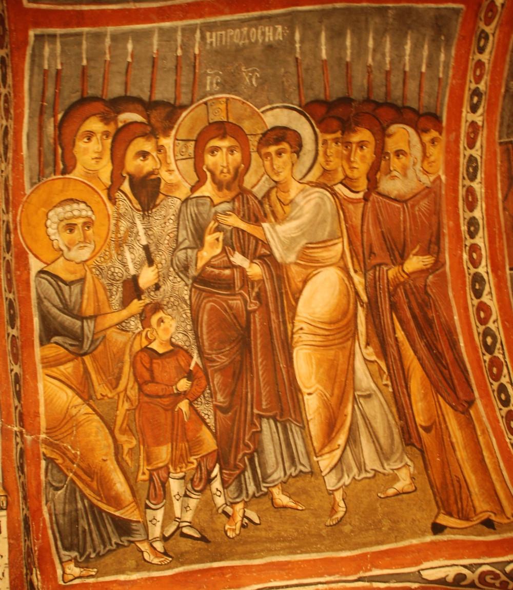 Dark Church - Betrayel by Judas