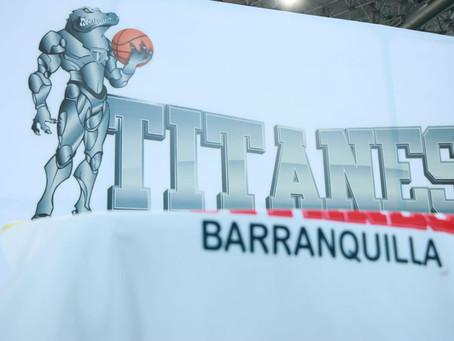 Titanes, el equipo de Barranquilla para el baloncesto nacional