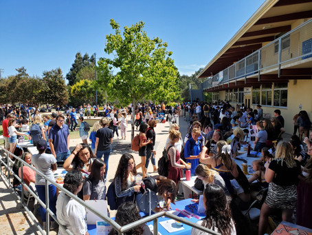 Club Expo Introduces Grossmont's Newest Student Organizations
