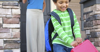 Семејство со школско дете