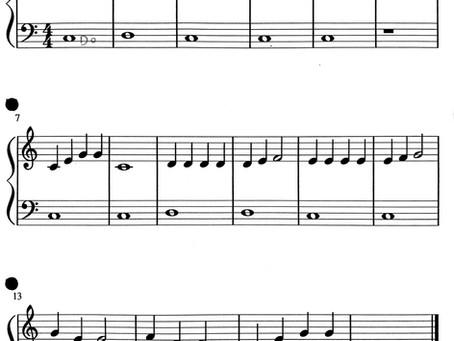 Lightly Row Notası