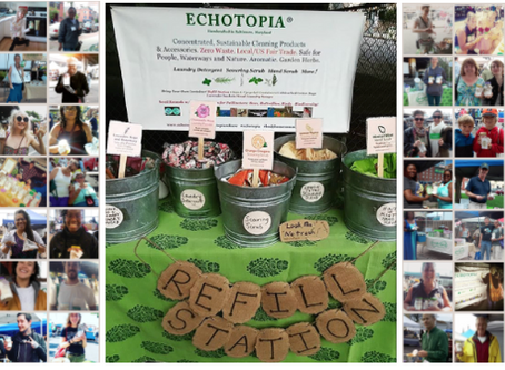 Baltimoreans want the zero waste path! Echotopia's image shows it! A picture is worth 1000 words...