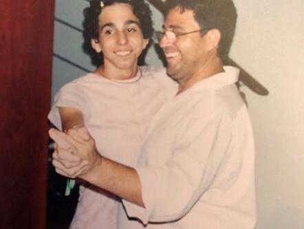 Murilo e sua festa de 15 anos