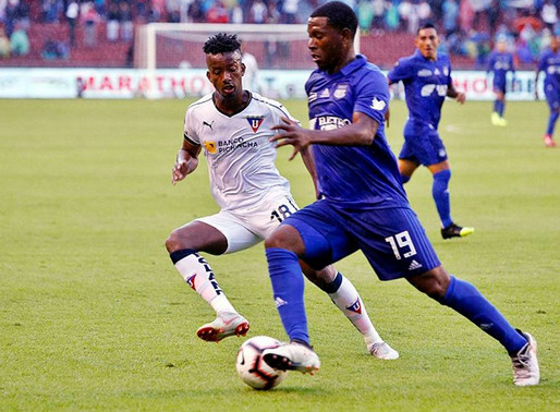 Liga de Quito con la mente en la Liga Pro