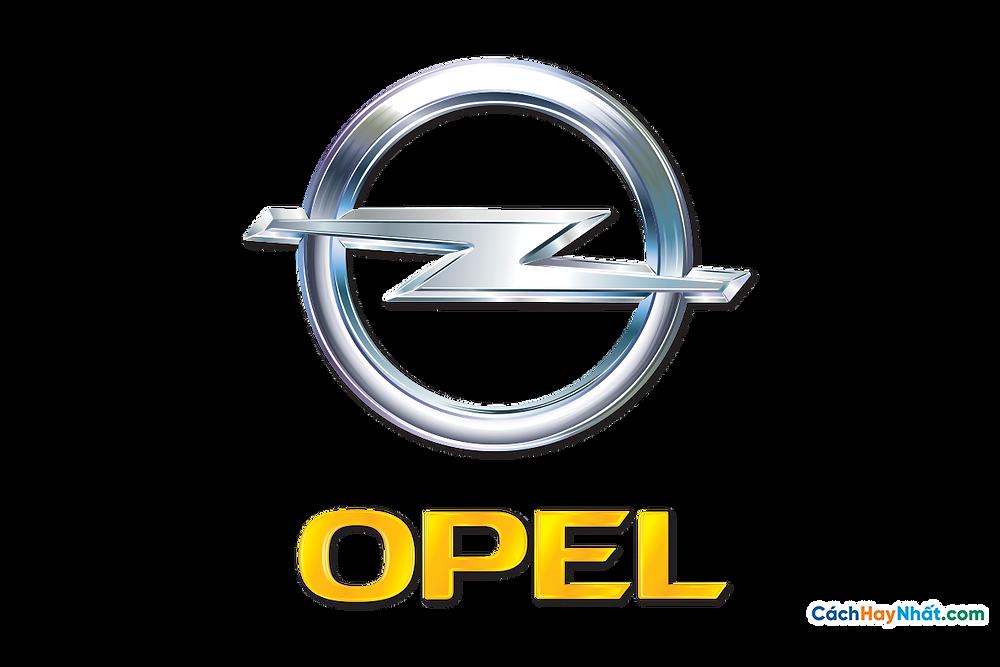 Logo Opel PNG