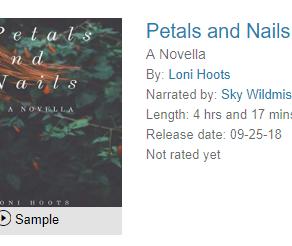 Petals and Nails: Audiobook