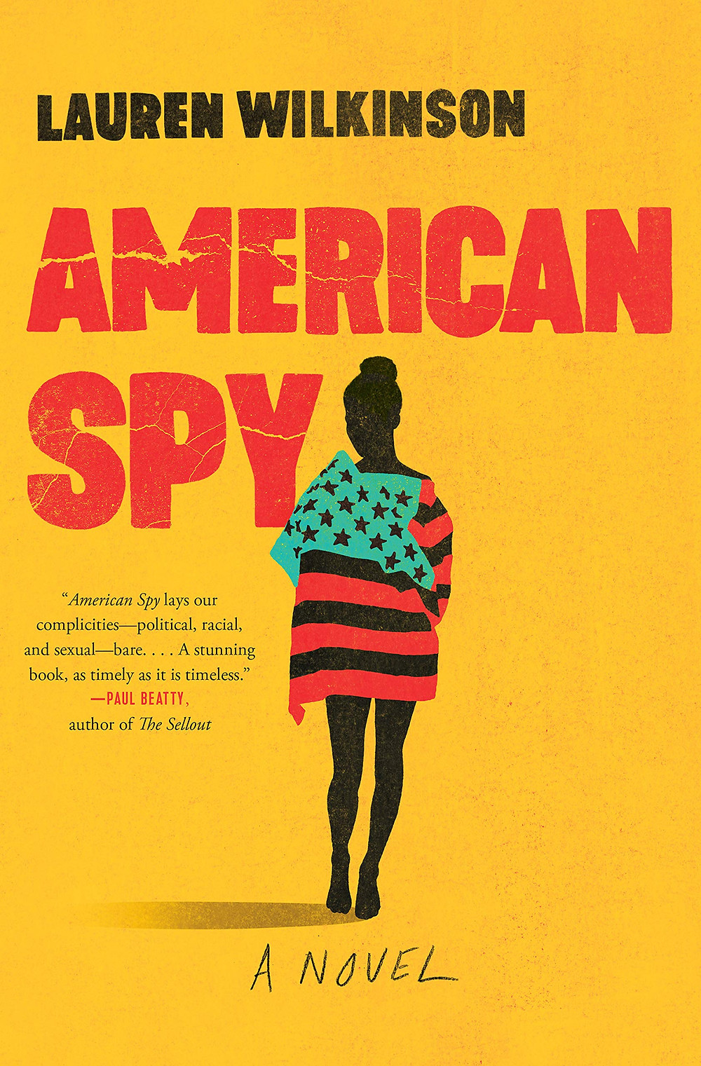 American Spy by Lauren Wilkerson