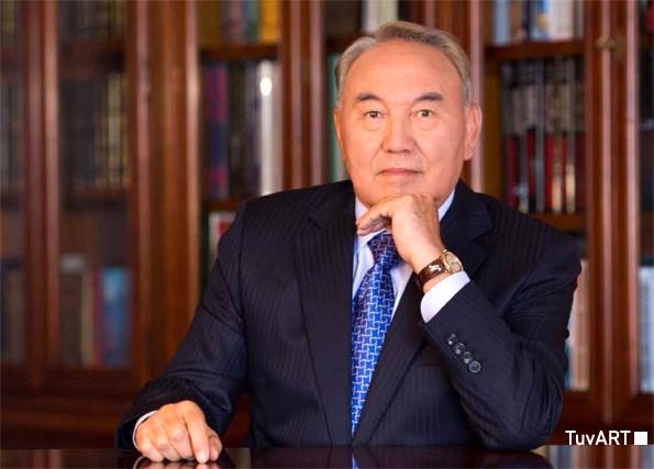 KATEAD Dergisi, Nazarbayev'in Geleceğe Bakış Makalesi