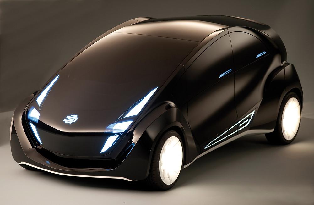 Автомобиль из стекла | Rock auto Club