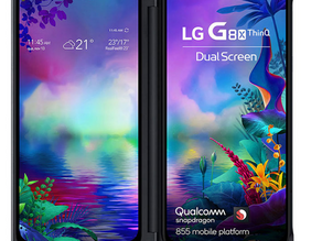 LG G8X ThinQ (Dual Screen)