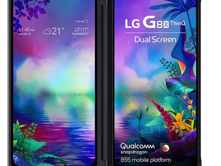 LG G8X ThinQ (Dual Screen)