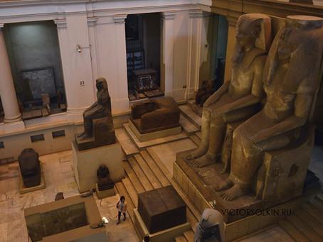 Новости Египетского музея на Тахрире