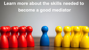 Skills for mediating